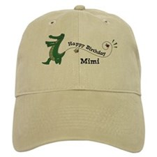 Happy Birthday Mimi (gator) Baseball Cap