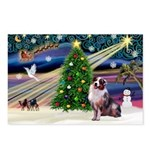 XmasMagic/Aussie (#1) Postcards (Package of 8)