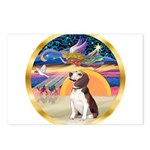 XmasStar/Beagle 2 Postcards (Package of 8)