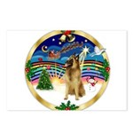 XmasMusic 3/Tervuren Postcards (Package of 8)