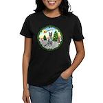 Take Off1/ German Shepherd Women's Dark T-Shirt
