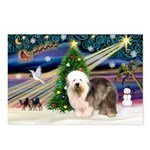 Xmas Magic & OES #5 Postcards (Package of 8)
