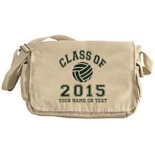 Class Of 2015 Volleyball Messenger Bag