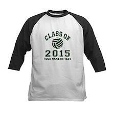 Class Of 2015 Volleyball Baseball Jersey