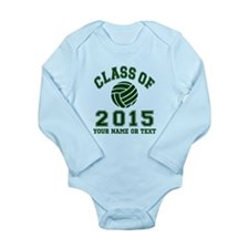 Class Of 2015 Volleyball Body Suit