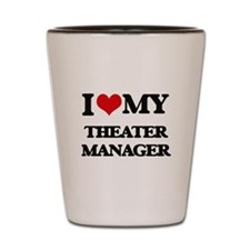 I love my Theater Manager Shot Glass