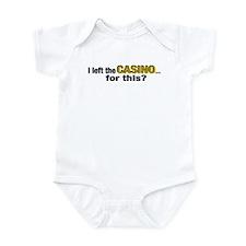 Casino Infant Bodysuit