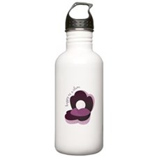 Happy As Clam Water Bottle
