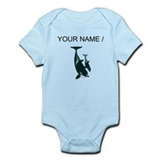 Custom Killer Whales Body Suit