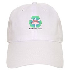 Organ Transplant Survivor Baseball Cap