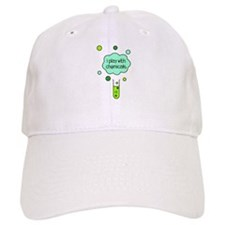 I Play with Chemicals Baseball Cap