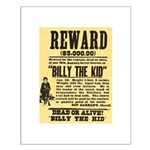 Billy The Kid Dead or Alive Small Poster