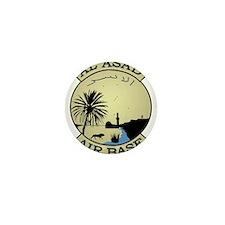 Al Asad Air Base.psd.png Mini Button (10 pack)