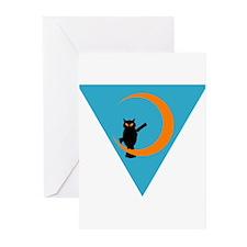 377a Squadriglia Autonoma Intercett Greeting Cards