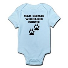 Team German Wirehaired Pointer Body Suit