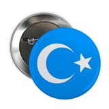 Uyghur Flag Button