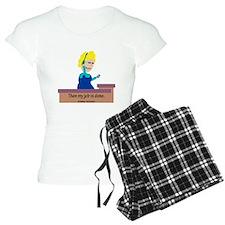 Guami Miserable - Hallway 1 pajamas