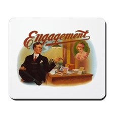 Engagement Mousepad