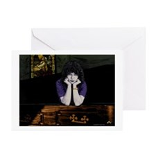 Samhain Greeting Cards #3 (Pk of 10)