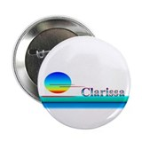 "Clarissa 2.25"" Button (10 pack)"