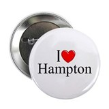 """I Love Hampton"" Button"