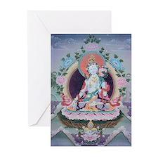 White Tara Cards (6)