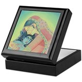 Krishna &amp; Yashoda Keepsake Box
