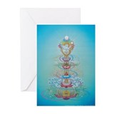 Chakra Sounds Greeting Cards (Pk of 10)