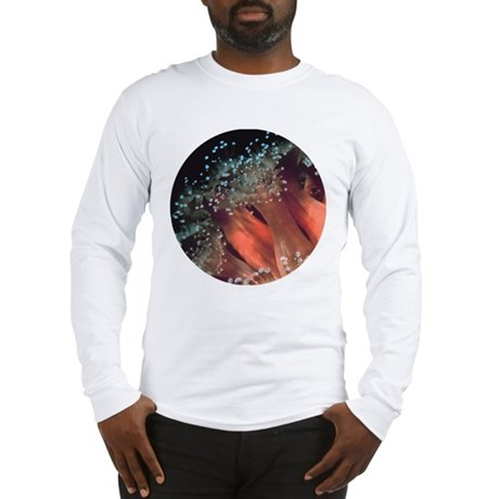 Strawberry Anemone Long Sleeve T-Shirt