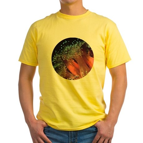 Strawberry Anemone Yellow T-Shirt