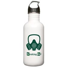 Breaking Bad Gas Mask Sports Water Bottle