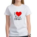 Love Victor Hugo Women's T-Shirt