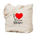 Love Victor Hugo Tote Bag
