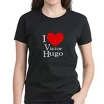 Love Victor Hugo Women's Dark T-Shirt