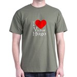 Love Victor Hugo Dark T-Shirt