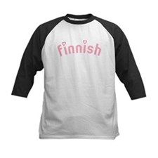 """Finnish with Hearts"" Tee"
