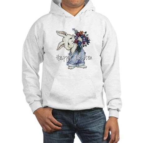 Easter Bunny Hooded Sweatshirt