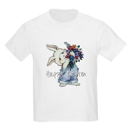 Easter Bunny Kids Light T-Shirt