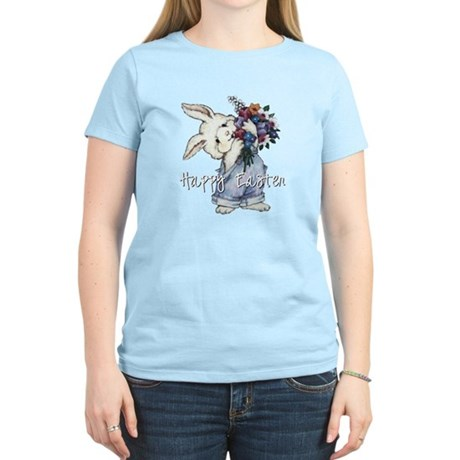 Easter Bunny Women's Light T-Shirt