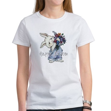Easter Bunny Women's T-Shirt