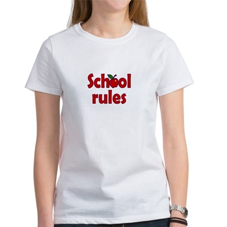 School Rules Women's T-Shirt