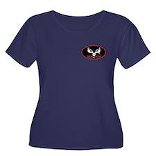 13 Point Ranch Logo Plus Size T-Shirt