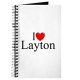 """I Love Layton"" Journal"