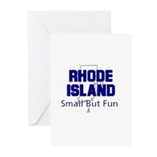 Rhode Island . . . Small but Greeting Cards (Pack