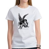 Altercation: Pegasus Fighting Dragon Tee