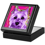 Cairn Terrier Keepsake Box