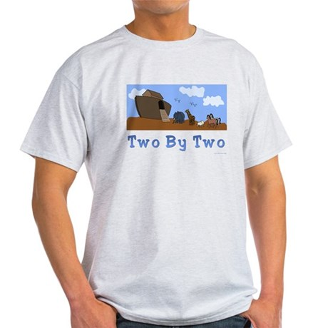 Noah's Ark Two By Two Light T-Shirt