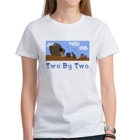 Noah's Ark Two By Two Women's T-Shirt