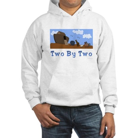 Noah's Ark Two By Two Hooded Sweatshirt