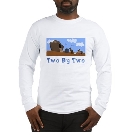 Noah's Ark Two By Two Long Sleeve T-Shirt